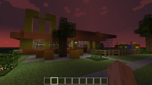 My First Minecraft Model