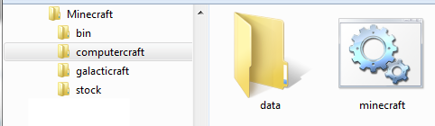 Mod folders
